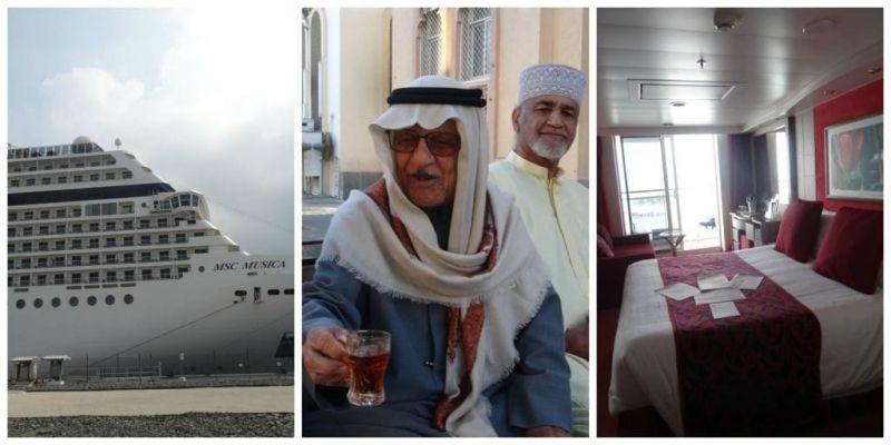 MSC Cruises | Welkom in de Perzische Golf