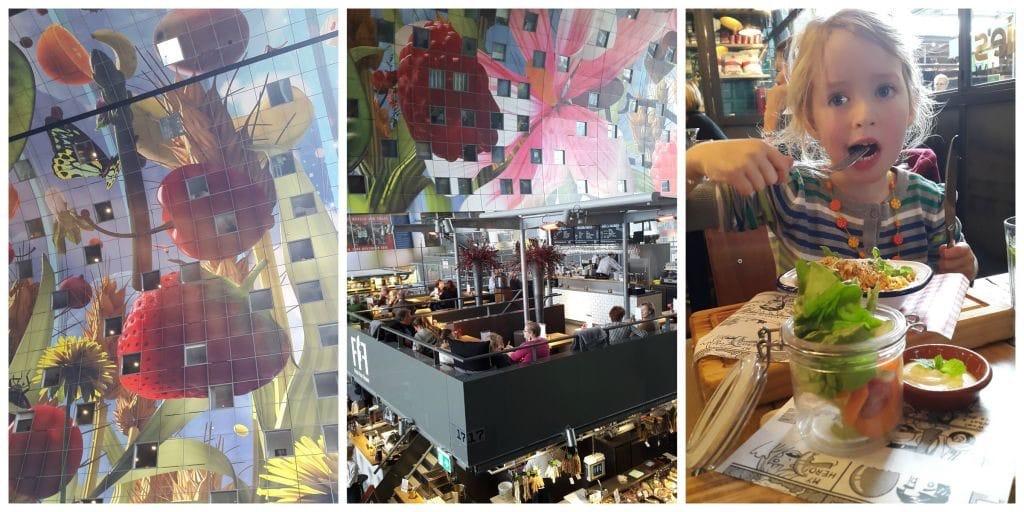 Markthal Rotterdam Stadskookboek Rotterdam