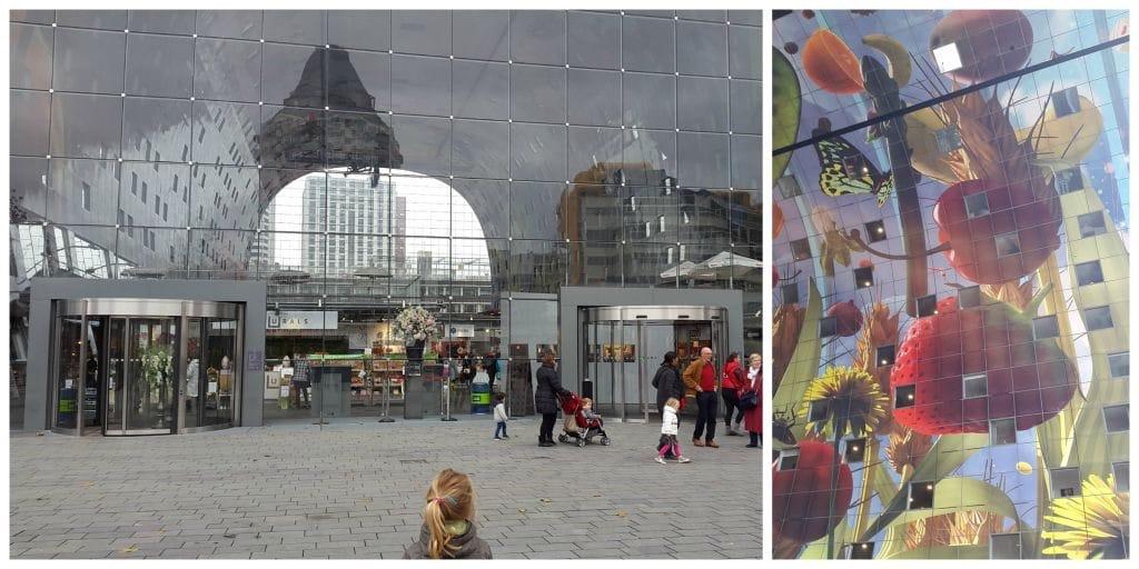 Markthal Rotterdam_entree