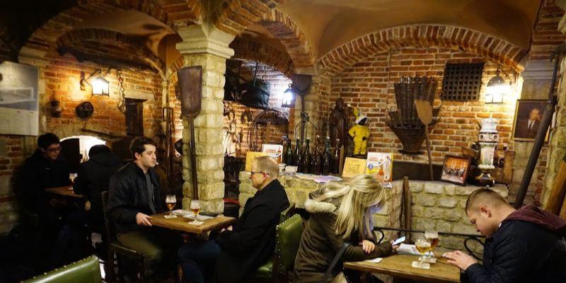 Museum van de Belgische Brouwers cafe