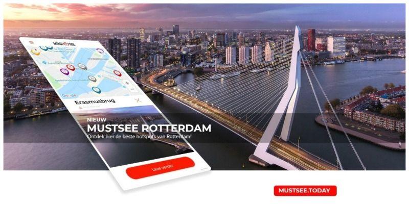 Must See ontdek je het beste van Rotterdam