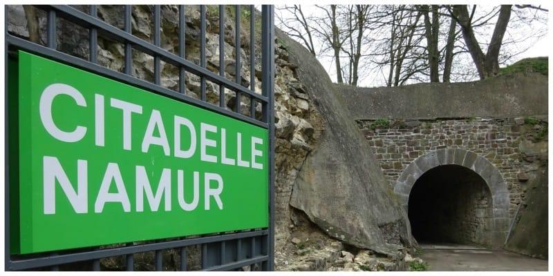 Namur-Wallonië-België-Citadel