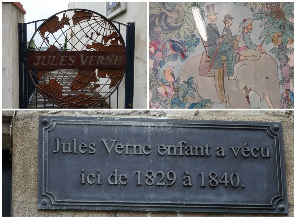 Nantes Jules Verne