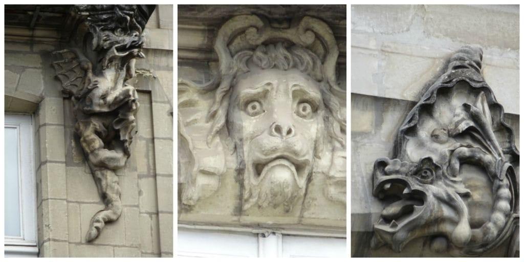 Nantes beeldjes