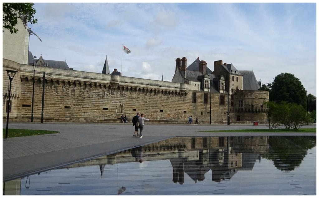 Nantes kasteel