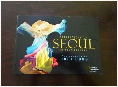 Boekenmarkt National Geographic Seoul