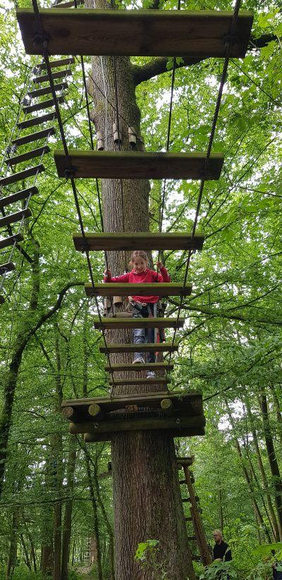 Natura Parc Oranje parcours Ouistiti