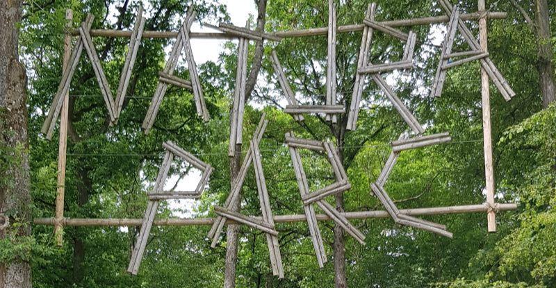 Natura Parc l'Eau d'Heure | Hup, iedereen de boom in!