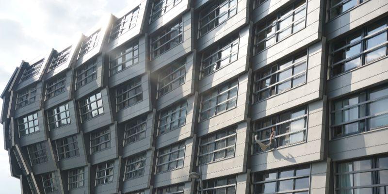 The Wave architectuur René van Zuuk