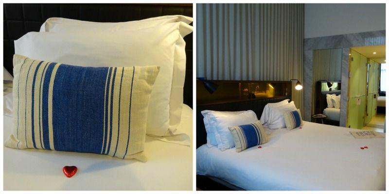 Nederland Amsterdam INK Hotel slapen