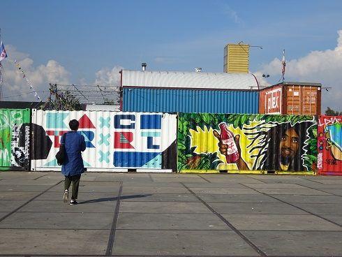 NDSM Amsterdam Nederland