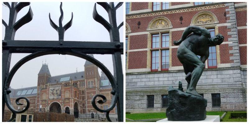 Nederland Rijksmuseum Amsterdam