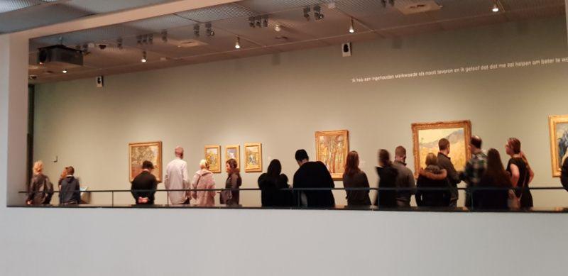 Van Gogh Museum, eerbetoon aan Zundertse schilder