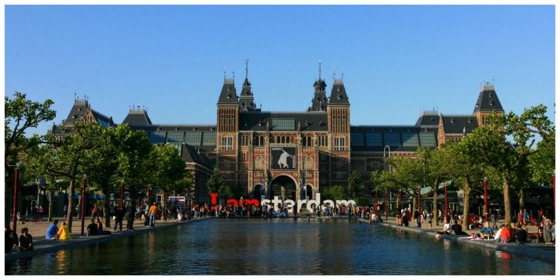 Nederland De schatten van Amsterdam