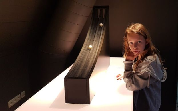 Nederland Leiden Rijksmuseum Boerhaave proefje
