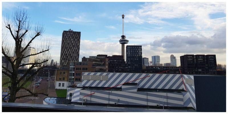 Nederland Rotterdam Hotel Stroom