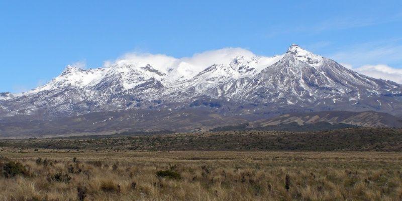 Nieuw-Zeeland | Zomerse wintersport op Mount Ruapehu