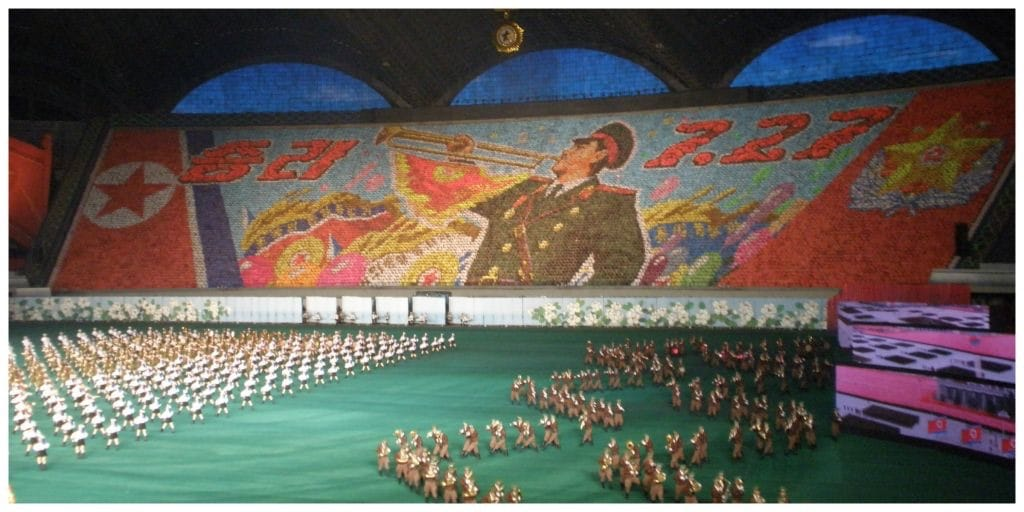 Noord-Korea-Arirang