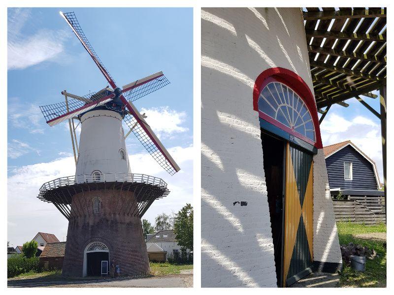 Novasol Vakantiehuis in Zeeland Wemeldinge molen Aeolus