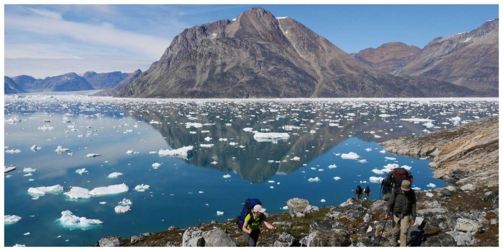Nunatak Groenland
