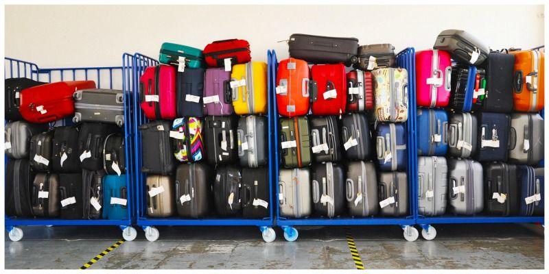 Online boeken bagage kosten