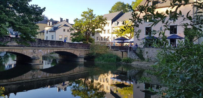 Ontdek Luxemburg terras