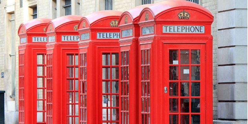 European Best Destination 2015 Londen