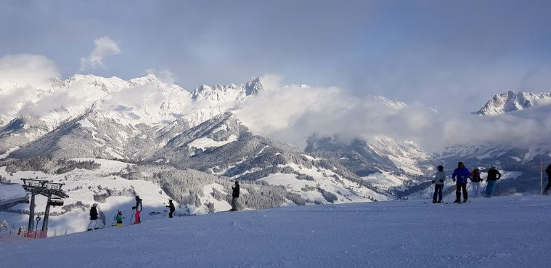 7 x wintersport hacks Oostenrijk Landal Resort Maria Alm piste