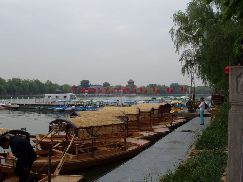 Hou_Hai_Lake_Beijing Trans Siberië Express