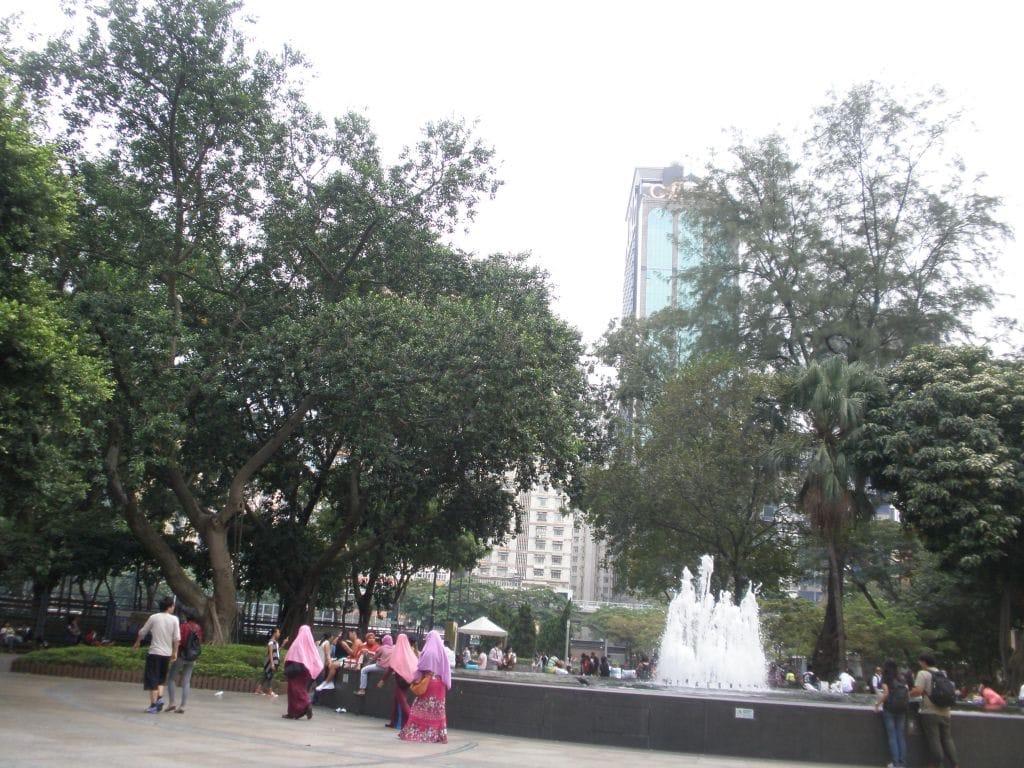 parken in Hongkong Victoria_Park_Hongkong
