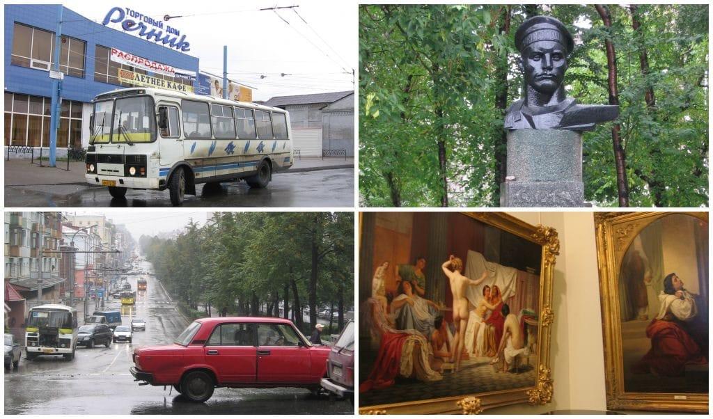 Perm city