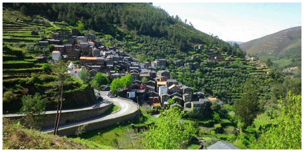 Portugal schist villages