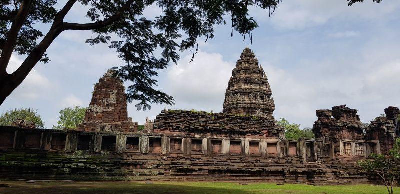 Prasat Phimai National Historical Park Isaan Thailand