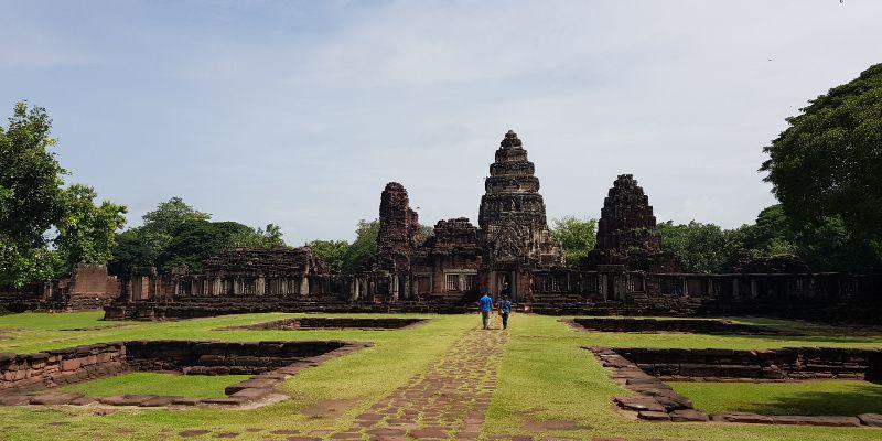 Phimai, bezoek de mooiste Khmertempel van Thailand