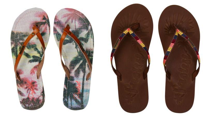 Protest Sportswear slippers