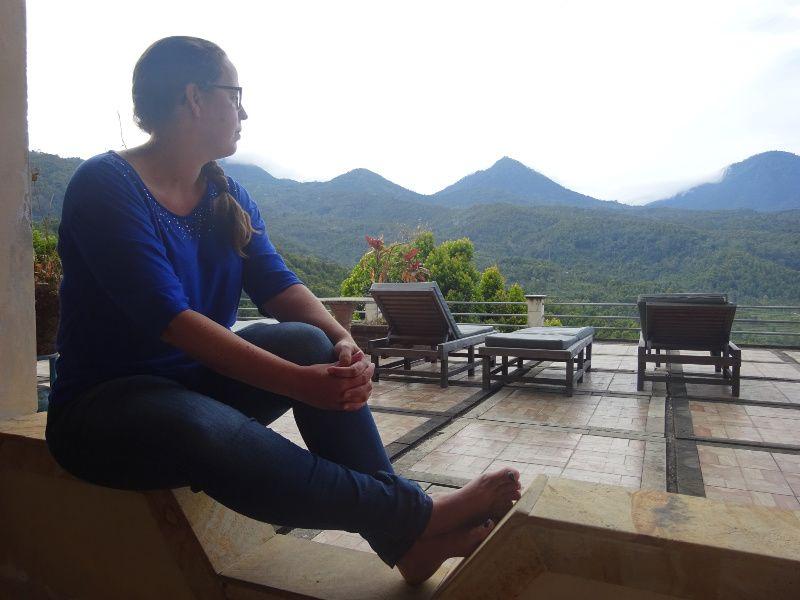 Puri Alam Bali hotel Munduk