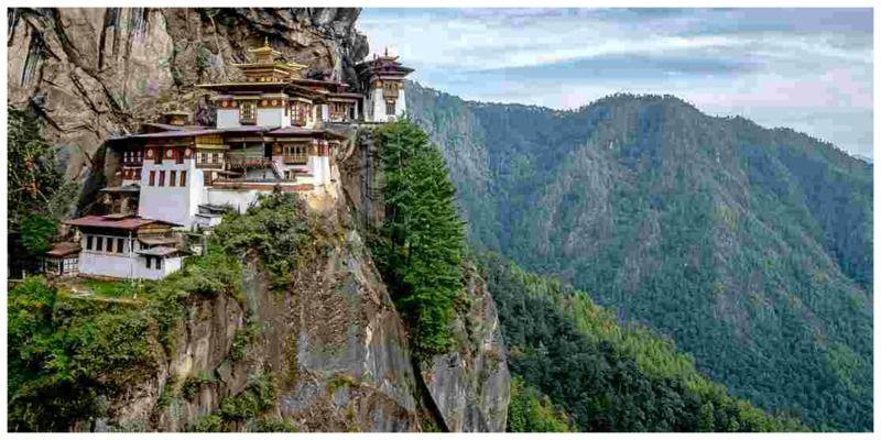 Reisdromen Bhutan