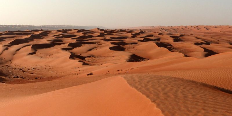 visum Oman zand