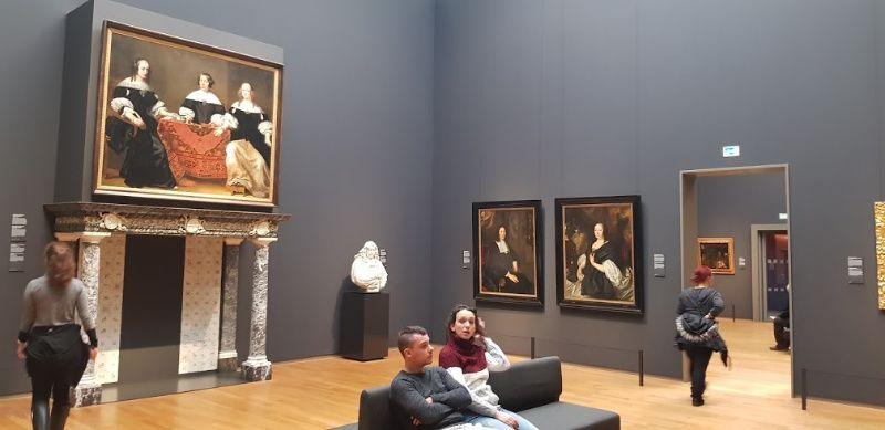 Rijksmuseum Amsterdam zaal