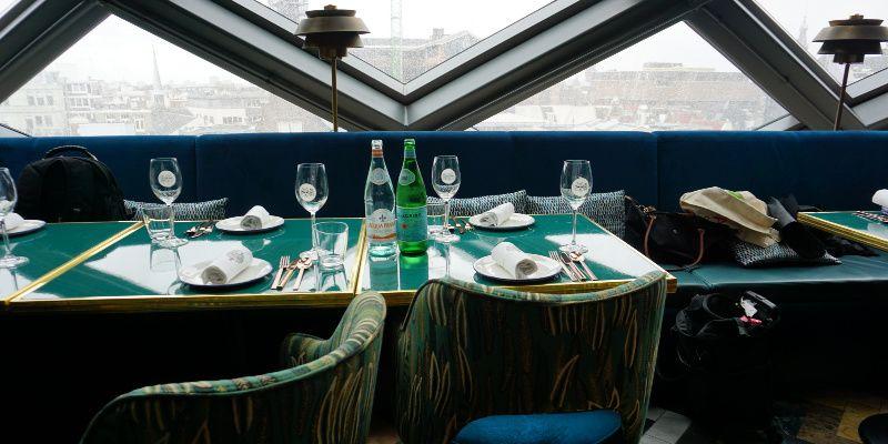 Ron Gastrobar Indonesia Downtown uitzicht Amsterdam voor foodies: