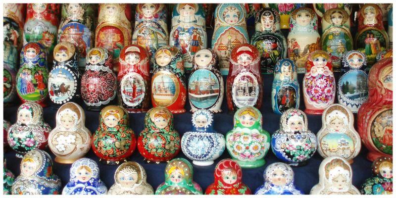 Rusland | Moskou voor beginners