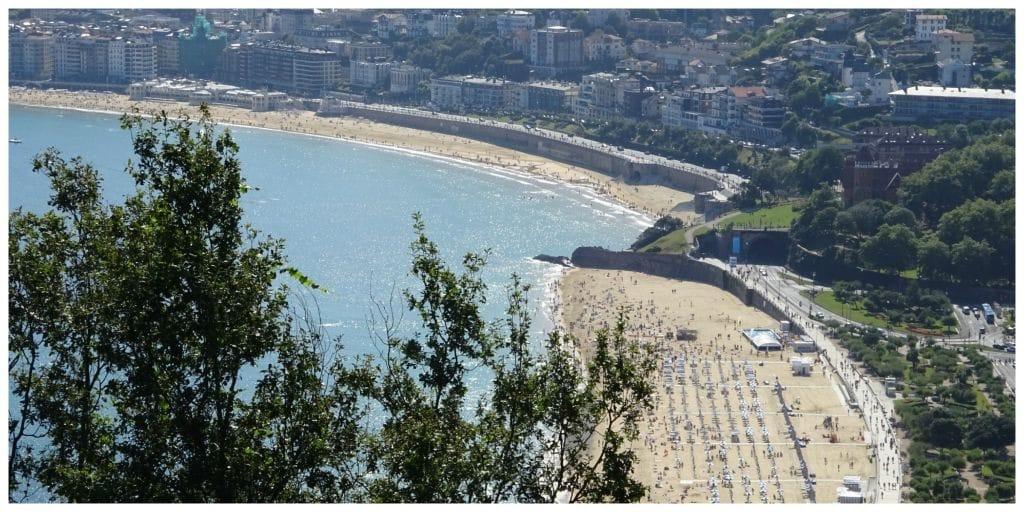 san-sebastian-uitzicht-strand