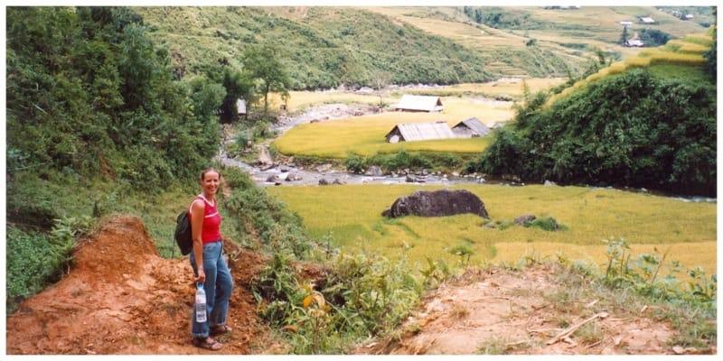 Sapa visum Vietnam trekking