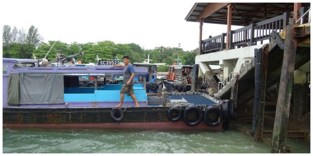 singapore-stereotypen-pulau-ubin-boot