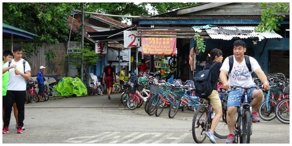 singapore-stereotypen-pulau-ubin-fietsverhuur