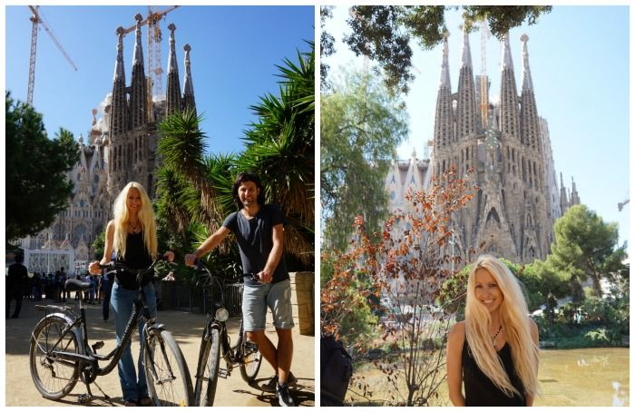 Spanje Barcelona Local Life Fietstours Barcelona Robin