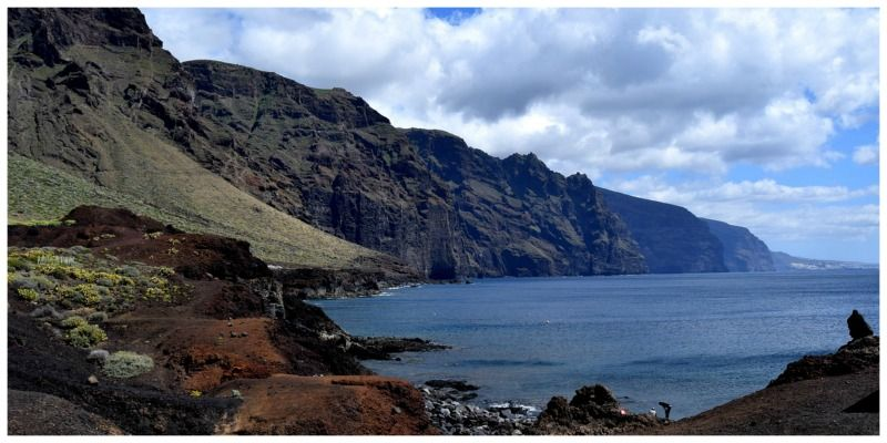 Spanje Tenerife Los Gigantes Pixabay