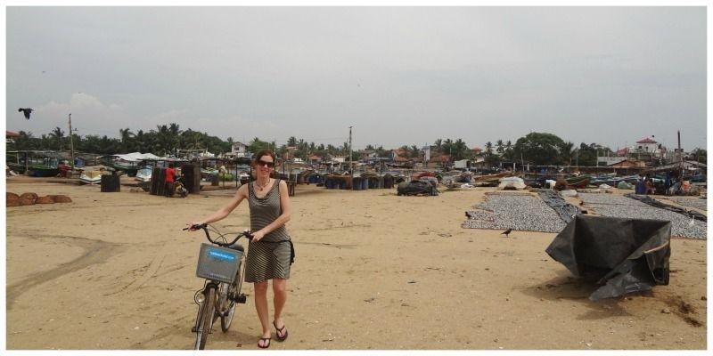 Sri Lanka Fiets Negombo