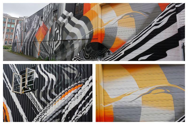 Street art Bier en Brood Koen Harmsma Jelmer Noordeman