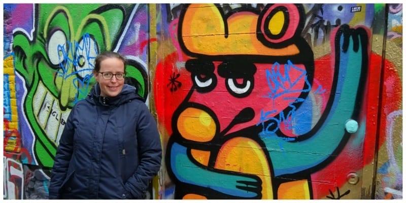 12 x steden met de beste street art in Europa. Zo gaaf!
